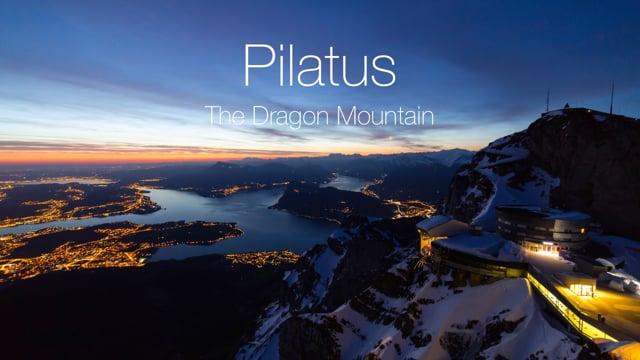 PILATUS - The Dragon Mountain