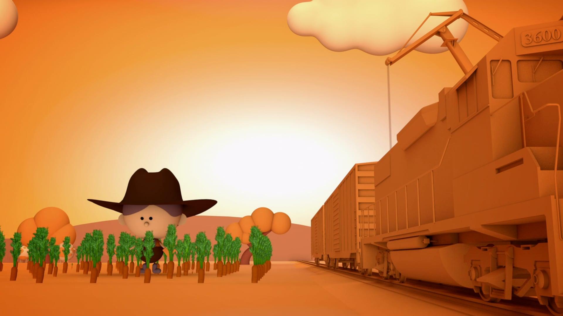 Bolthouse Farms Brand Film. Agency: Goodness Mfg