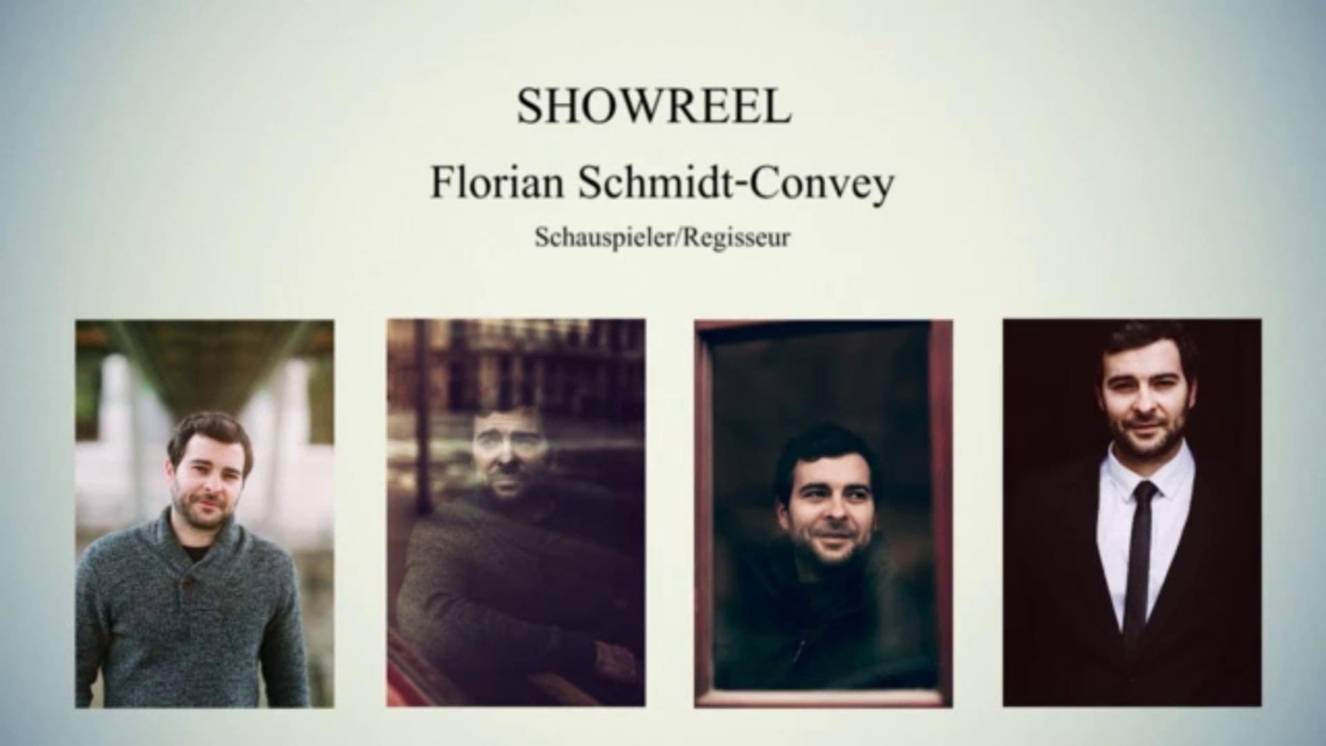 showreel Florian Schmidt-Convey