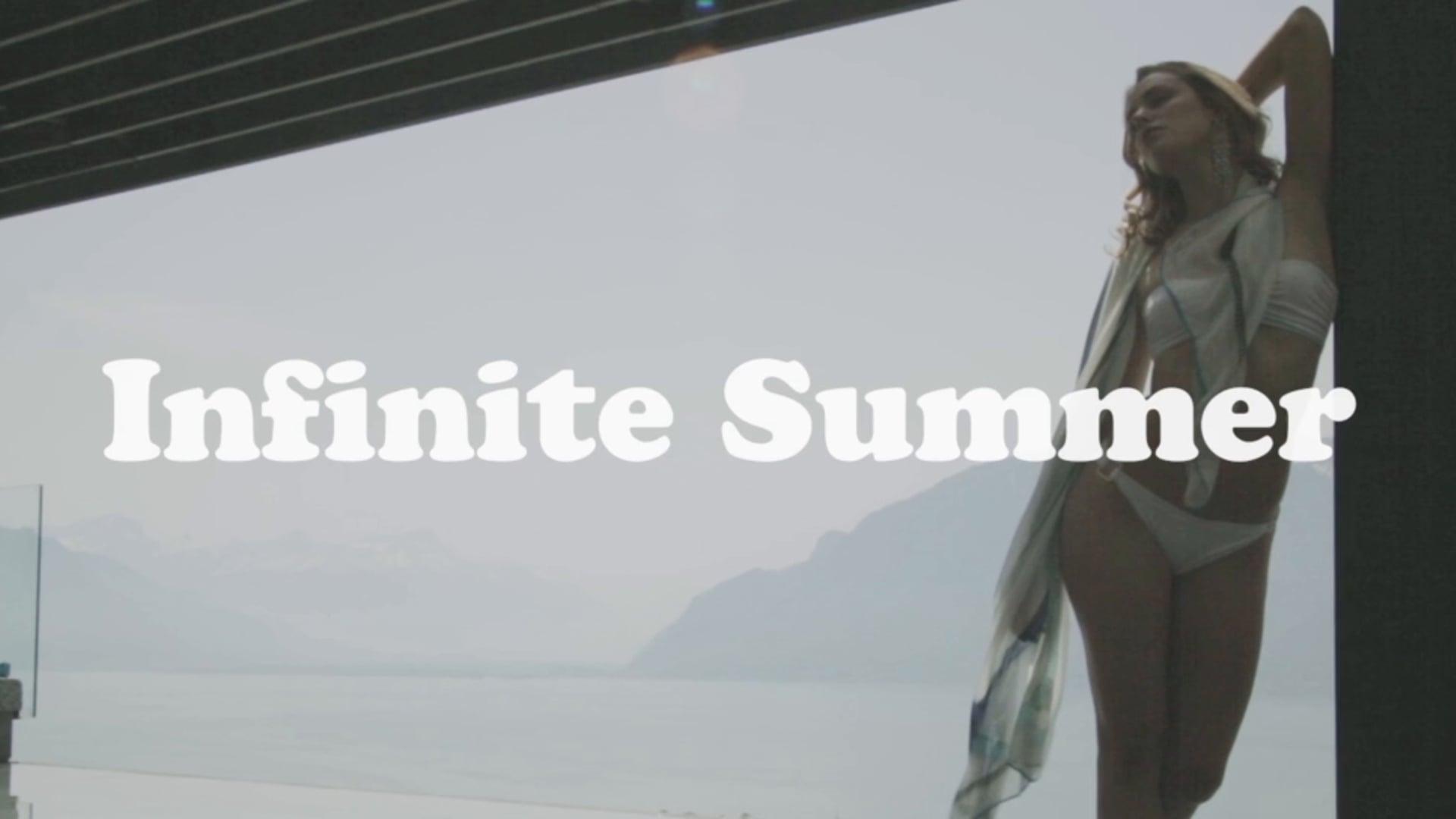 EYES MAGAZINE / Infinite Summer