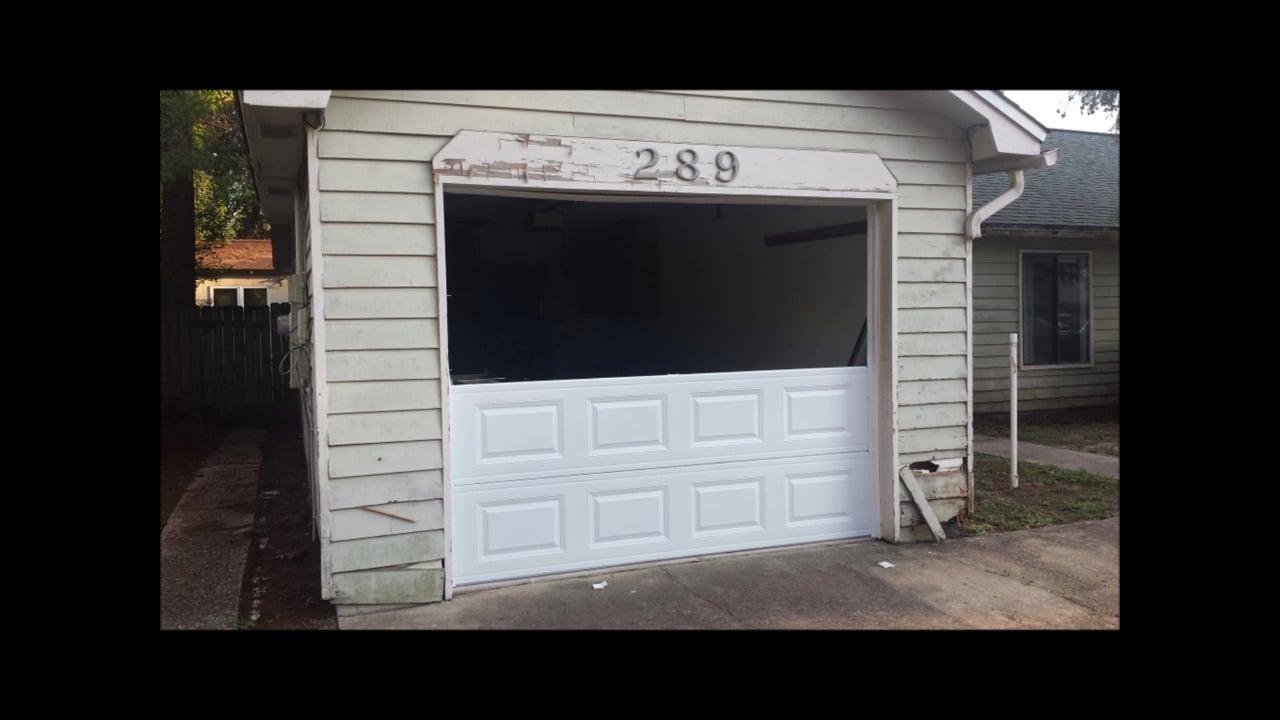 Garage door repair gulf coast, panama city, destin, niceville, fort walton and pensacola BWGDS