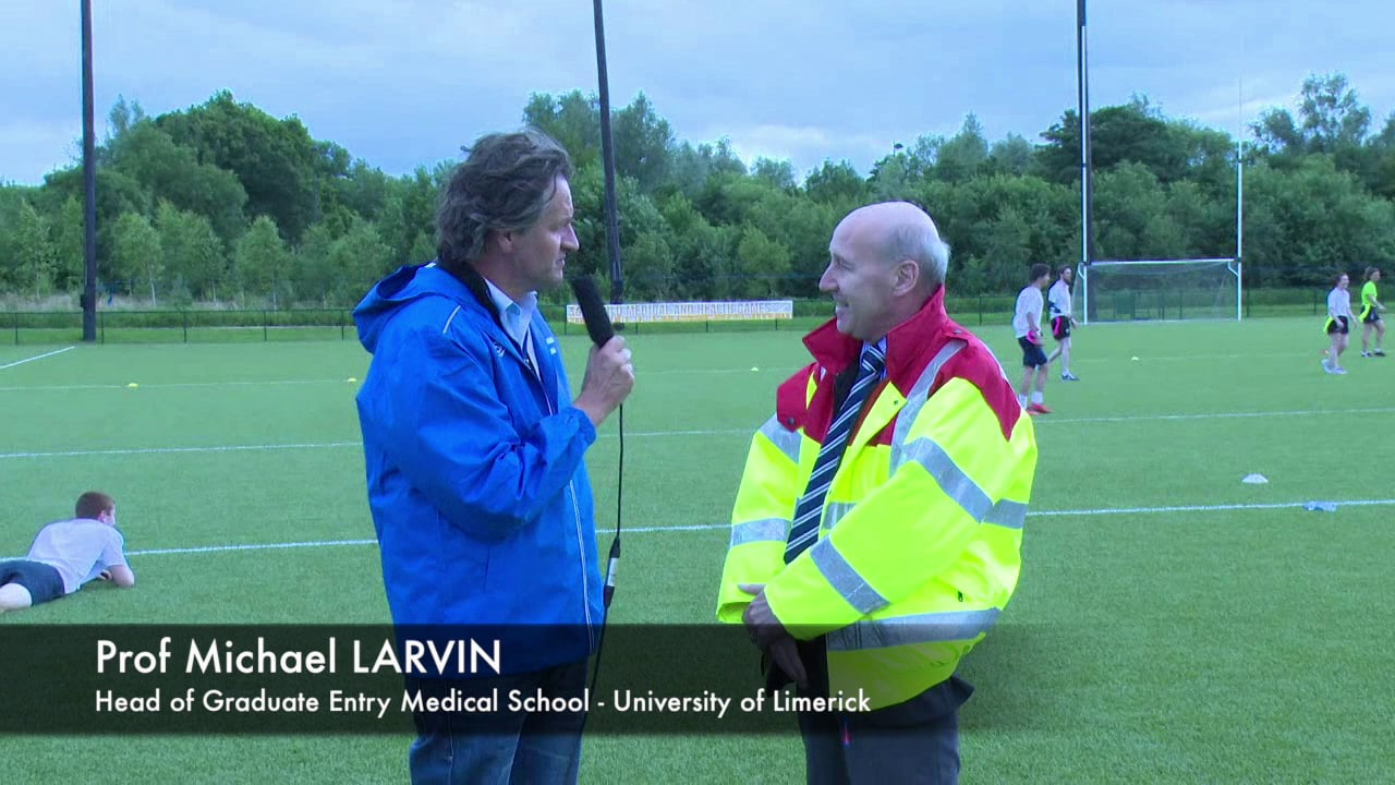 MEDIGAMES 2015 - Michael LARVIN - University of Limerick