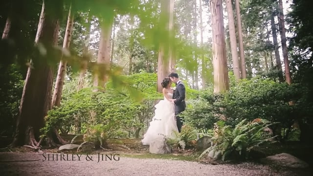 Shirley & Jing Vancouver Wedding Video Same Day Edit (SDE), Vancouver Club