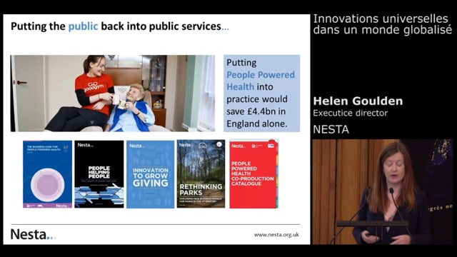 Helen Goulden, Exec. Director, Innovation Lab - NESTA