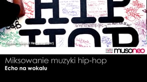 Taśmowe echo na wokalu (hip-hop)