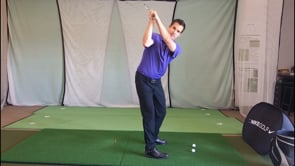 Backswing Arms - Step By Step