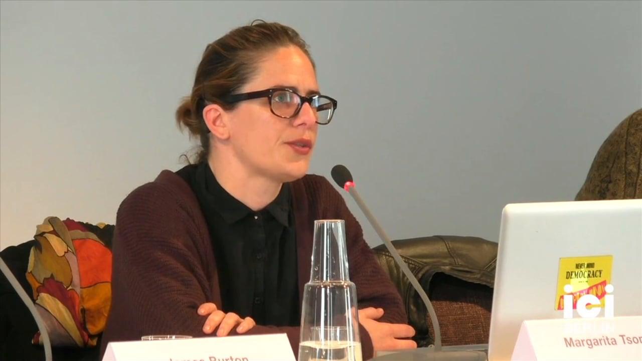 Talk by Margarita Tsomou [Part 2, 3]
