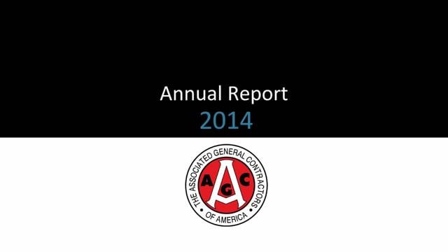 AGC 2014 Annual Report