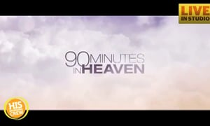 Don Piper Talks About 90 Minutes in Heaven