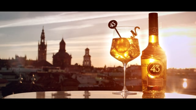 Licor 43 Roof