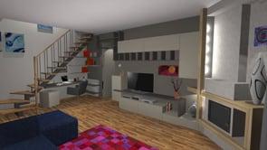 Progetto soggiorno