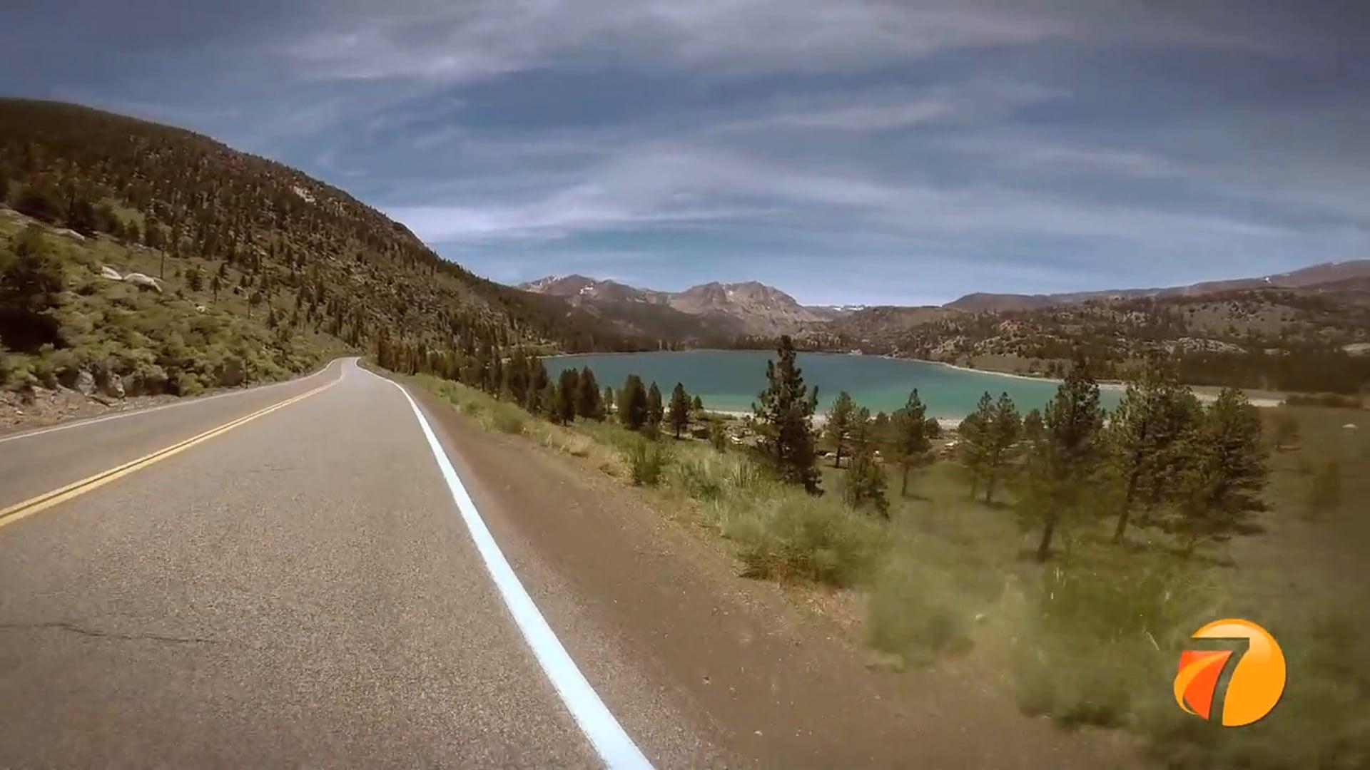 Mammoth Lakes Bike Ride by 7sherpas