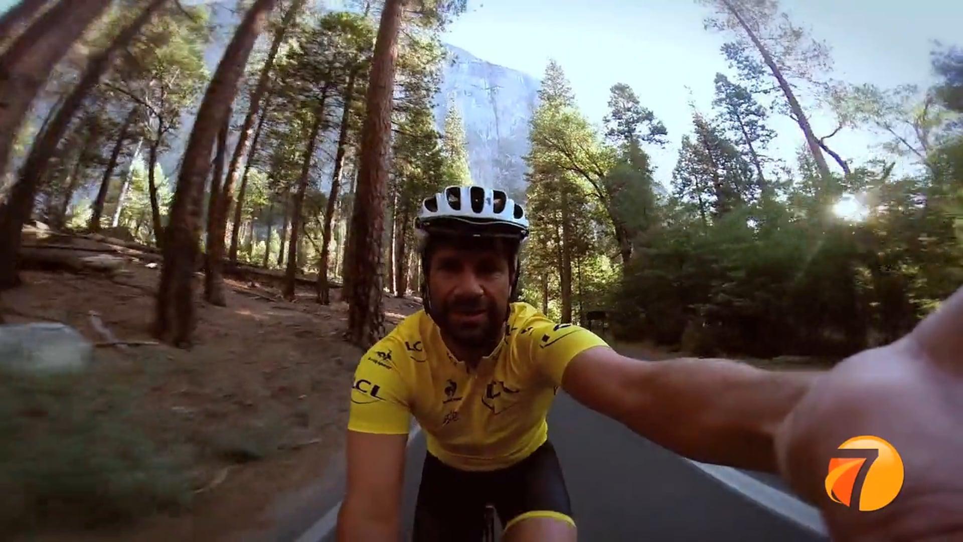 Yosemite Natinonal Park Bike Ride by 7sherpas
