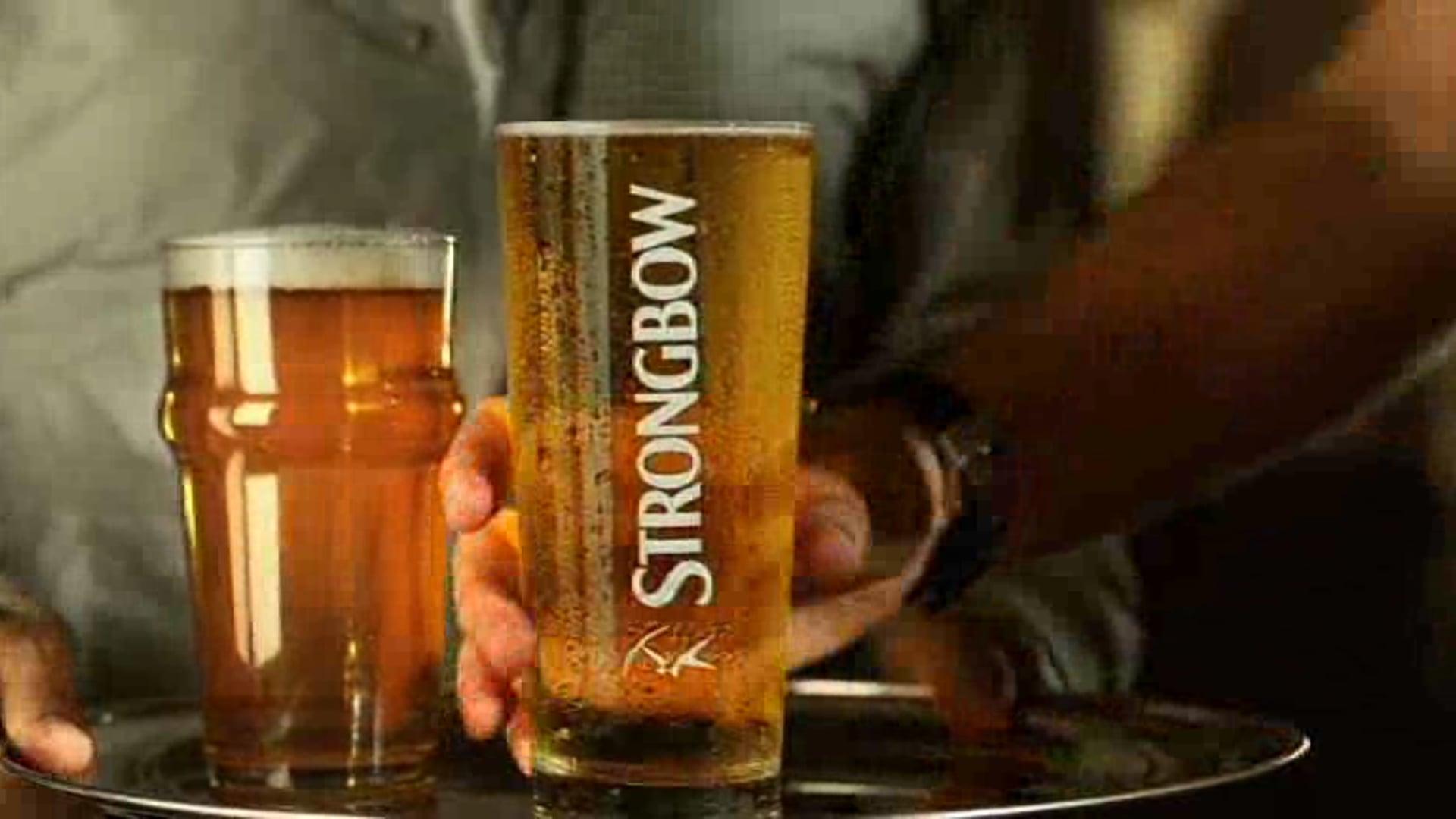 Strongbow - Beer Garden