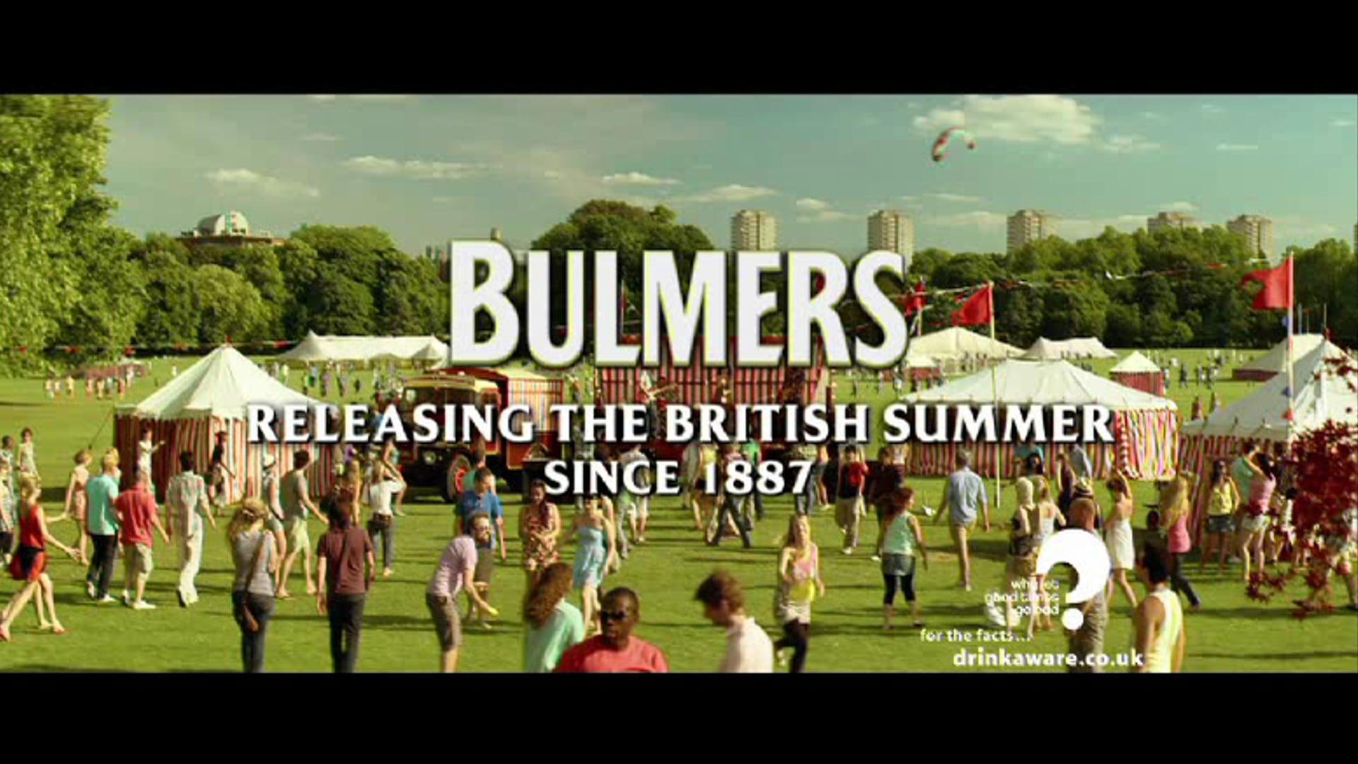 "Bulmers - Summer HQ 40"""