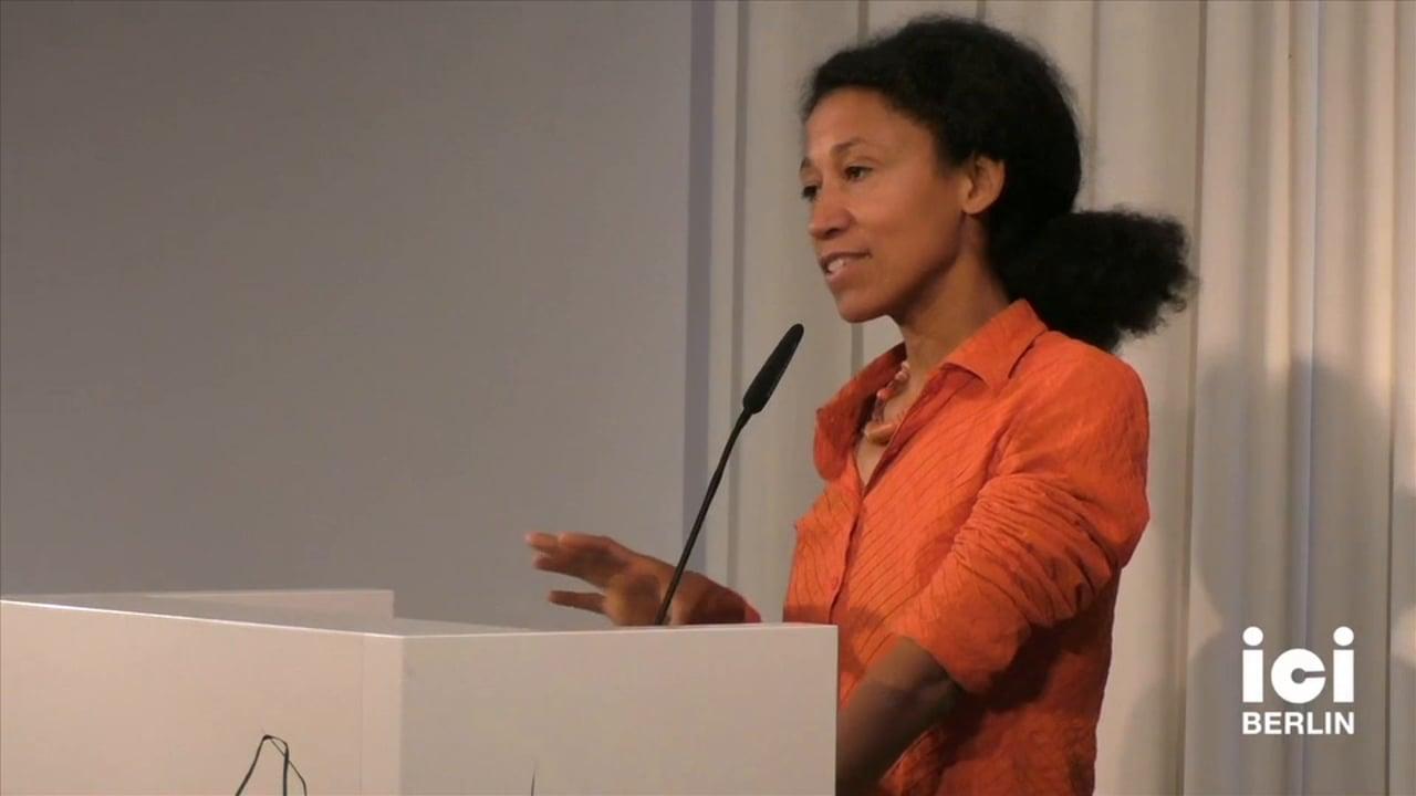 Talk by Serena Dankwa [2]