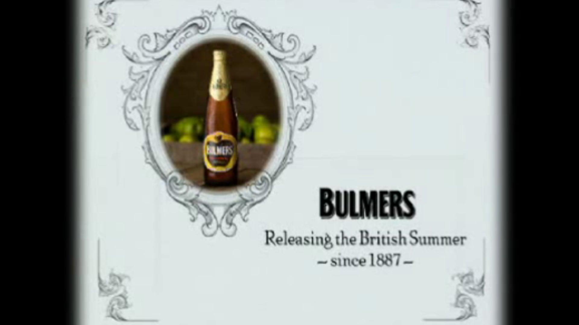 "Bulmers - Sun Cut 15"""