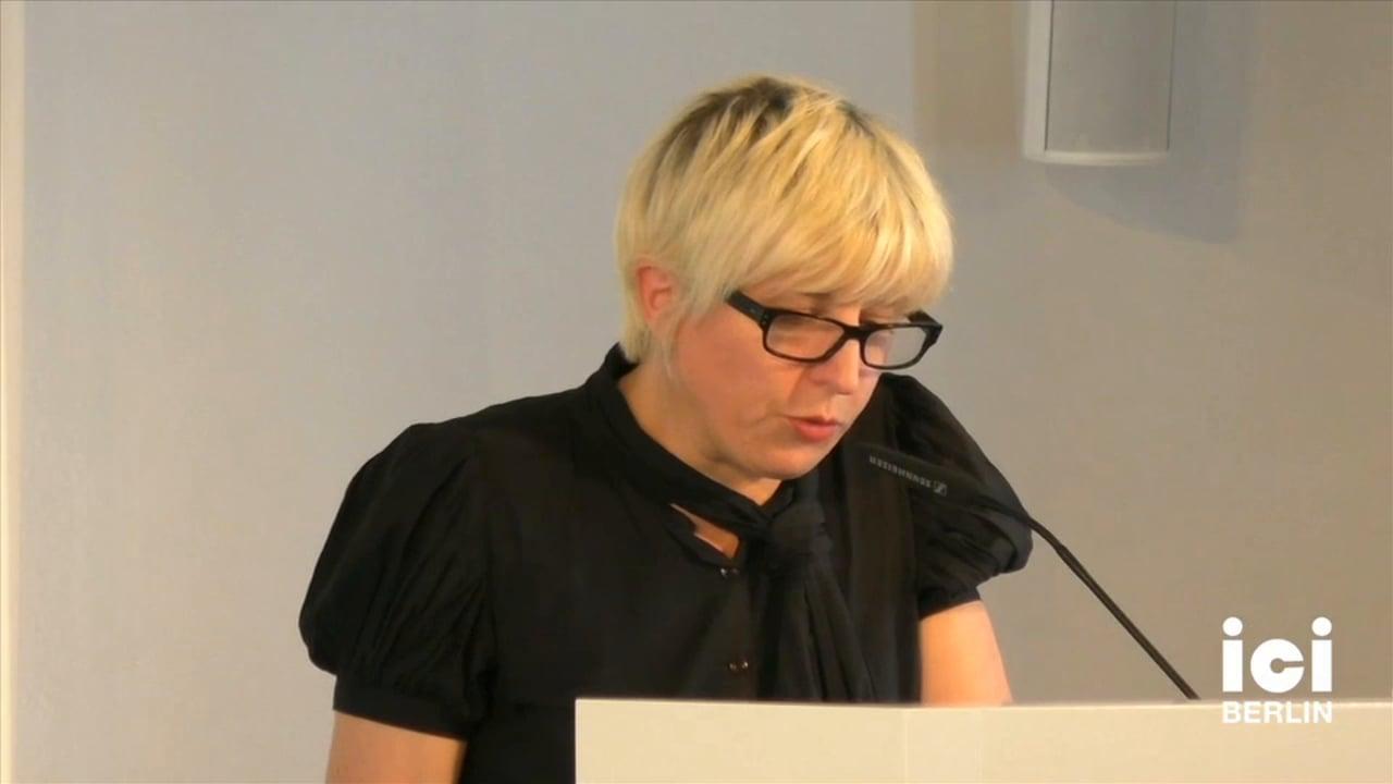 Talk by Emanuela Bianchi [2]