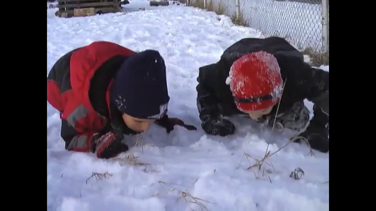 Leave No Child Inside Winter