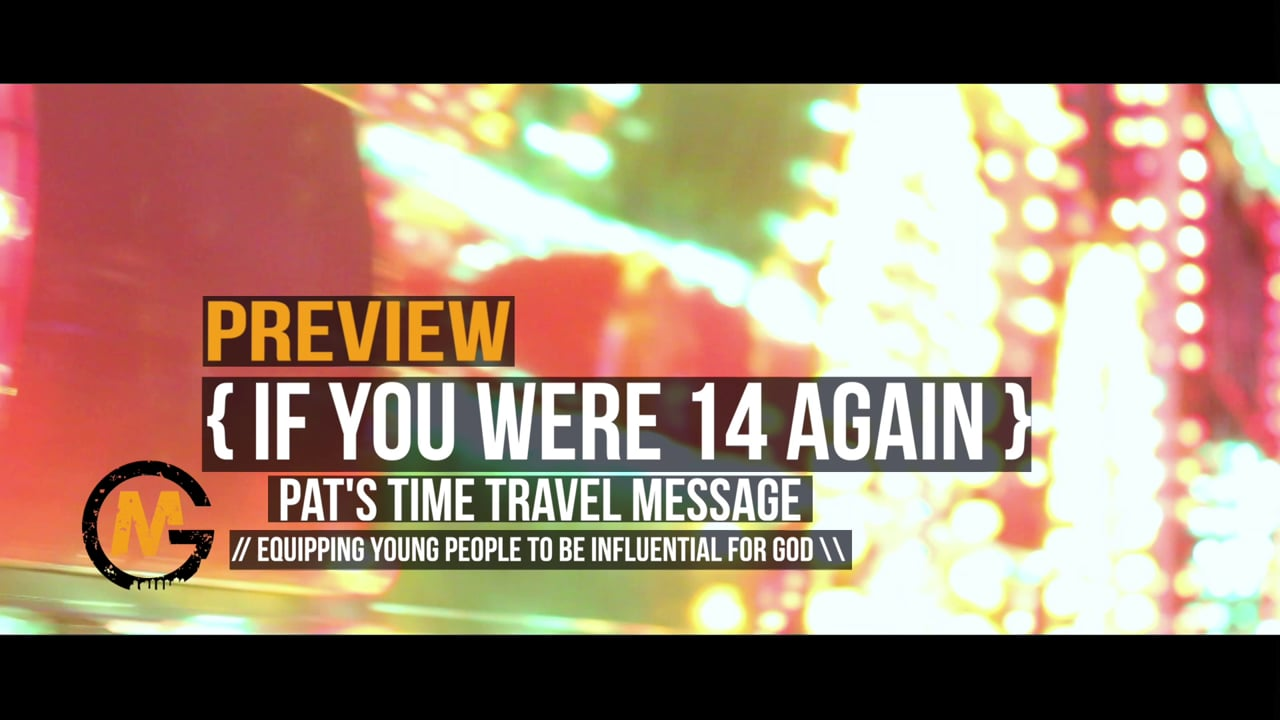 Pat's Time Traveling Message Preview