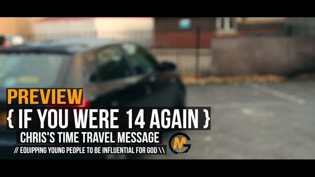 Chris's L Time Traveling Message Preview