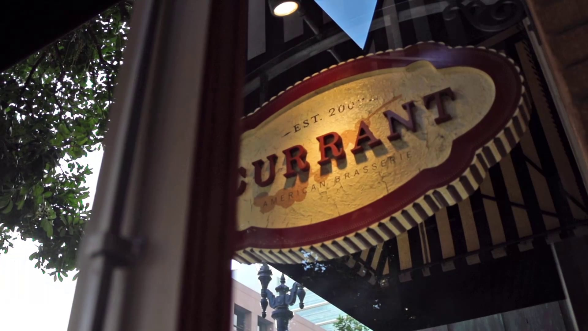 Currant American Brasserie Restaurant  Commercial