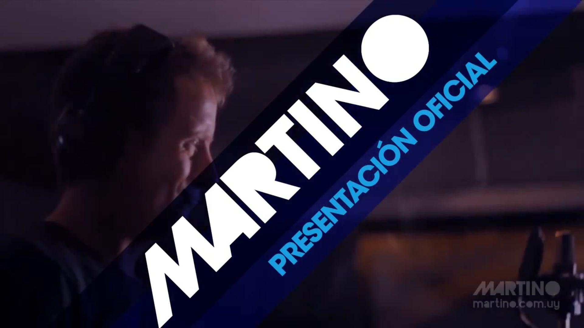 Martino   Presentación Oficial del álbum