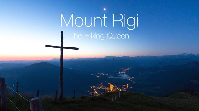 MOUNT RIGI - The Hiking Queen