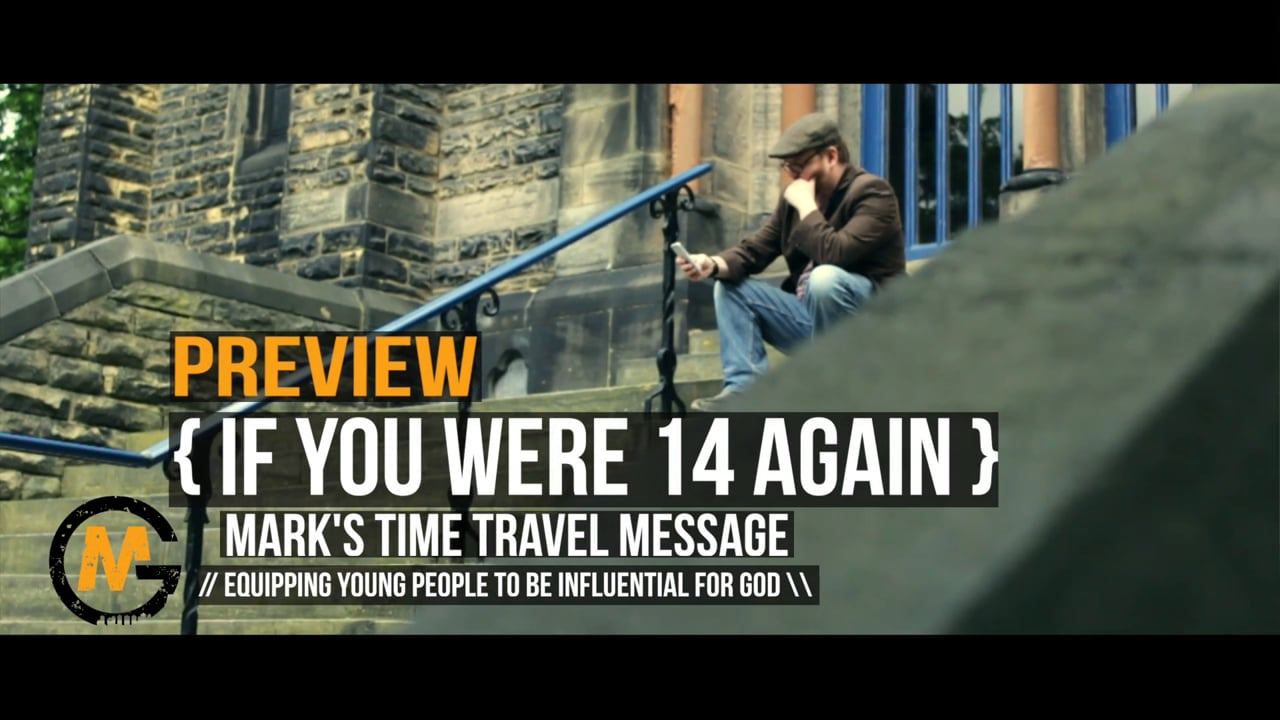 Mark's Time Traveling Message Preview