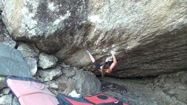 Charity Bouldern 8B - Silvretta