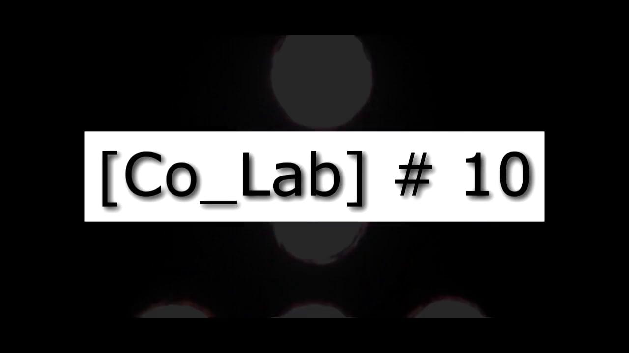 [Co_Lab] #10