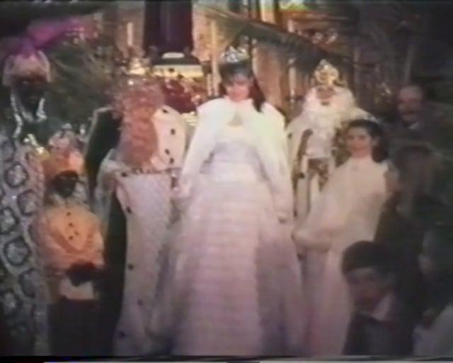 QTV C-008 PGM-009 Reyes Magos año 1988