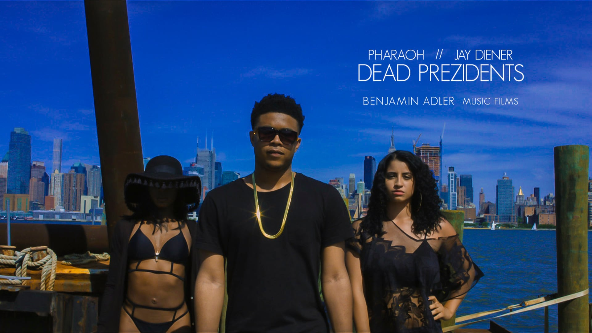 """Pharaoh & Jay Diener """"Dead Prezidents"""" Official Music Video (Inception Intro/Outro)"""