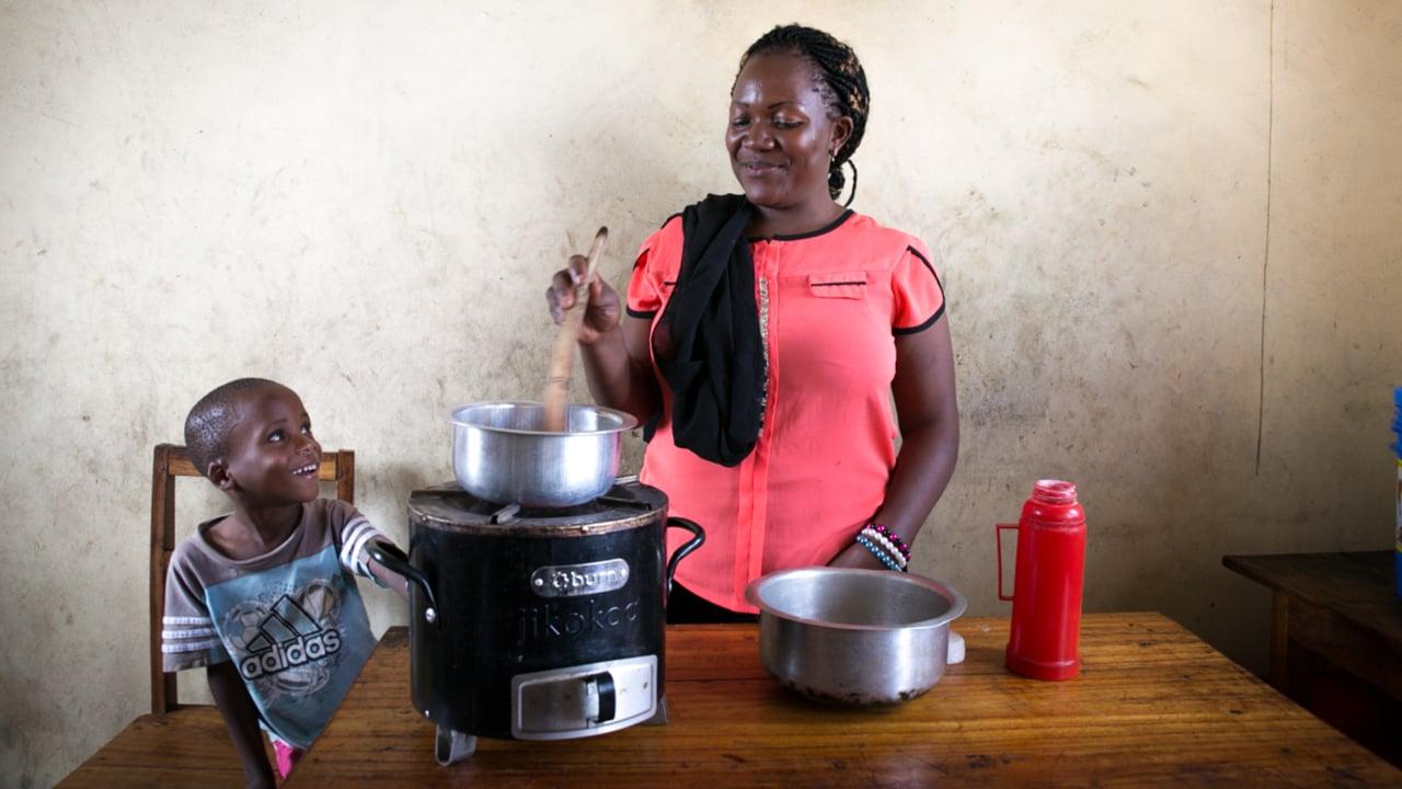 - Mama Jiko - GIVEWATTS, Mwanza