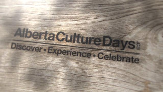 Alberta Culture Days v.2 (2min)