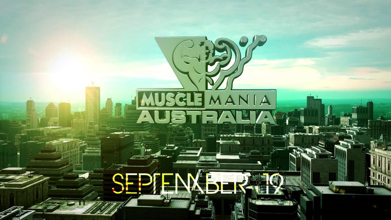 2015 Musclemania® Australia Gold Coast 19th September 2015