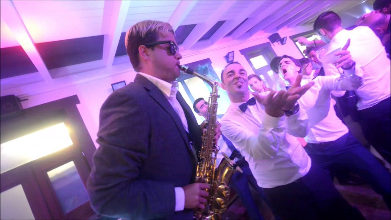 Fiesta boda Olatz & Oscar