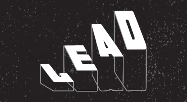 Lead: Your vision frames your future.