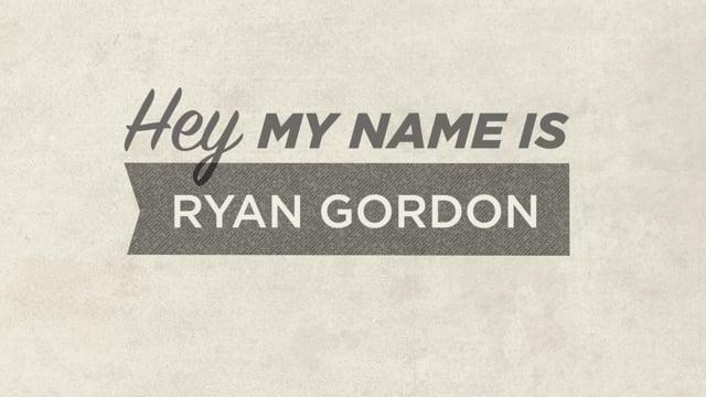 Ryan's Reel