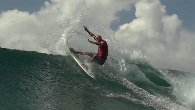 Shane Dorian Maldives Highlights from Varial Surf Technology