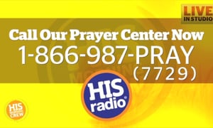 Prayer with Linda Morrison