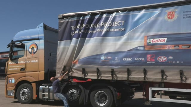 Arthur Spriggs & Sons - The Bloodhound Project