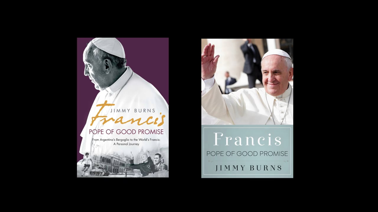 The Pope of Good Promise - Jimmy Burns