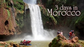 3 days in Morocco