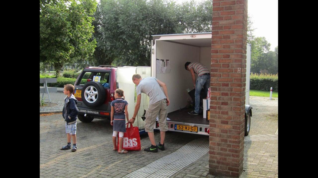 VakantieBijbelWeek IJsselmuiden 2015 - De  Bouwplaats