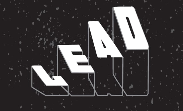 Lead: Leading through difficulties.