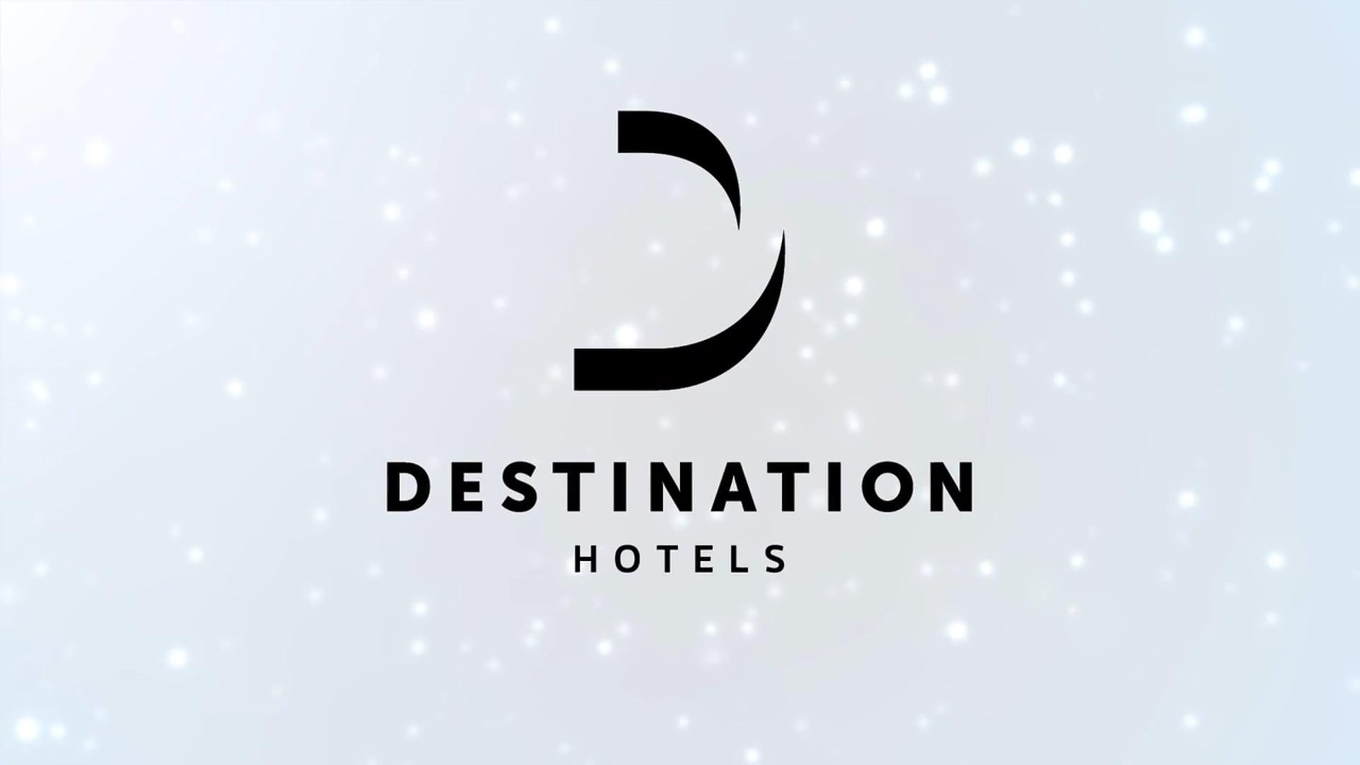 Destination Hotels 2014 PR Sizzle Reel