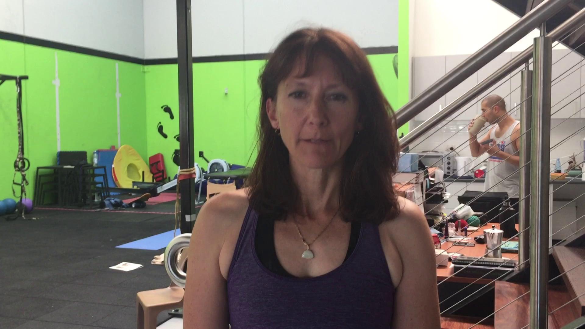 Vicky testimonial
