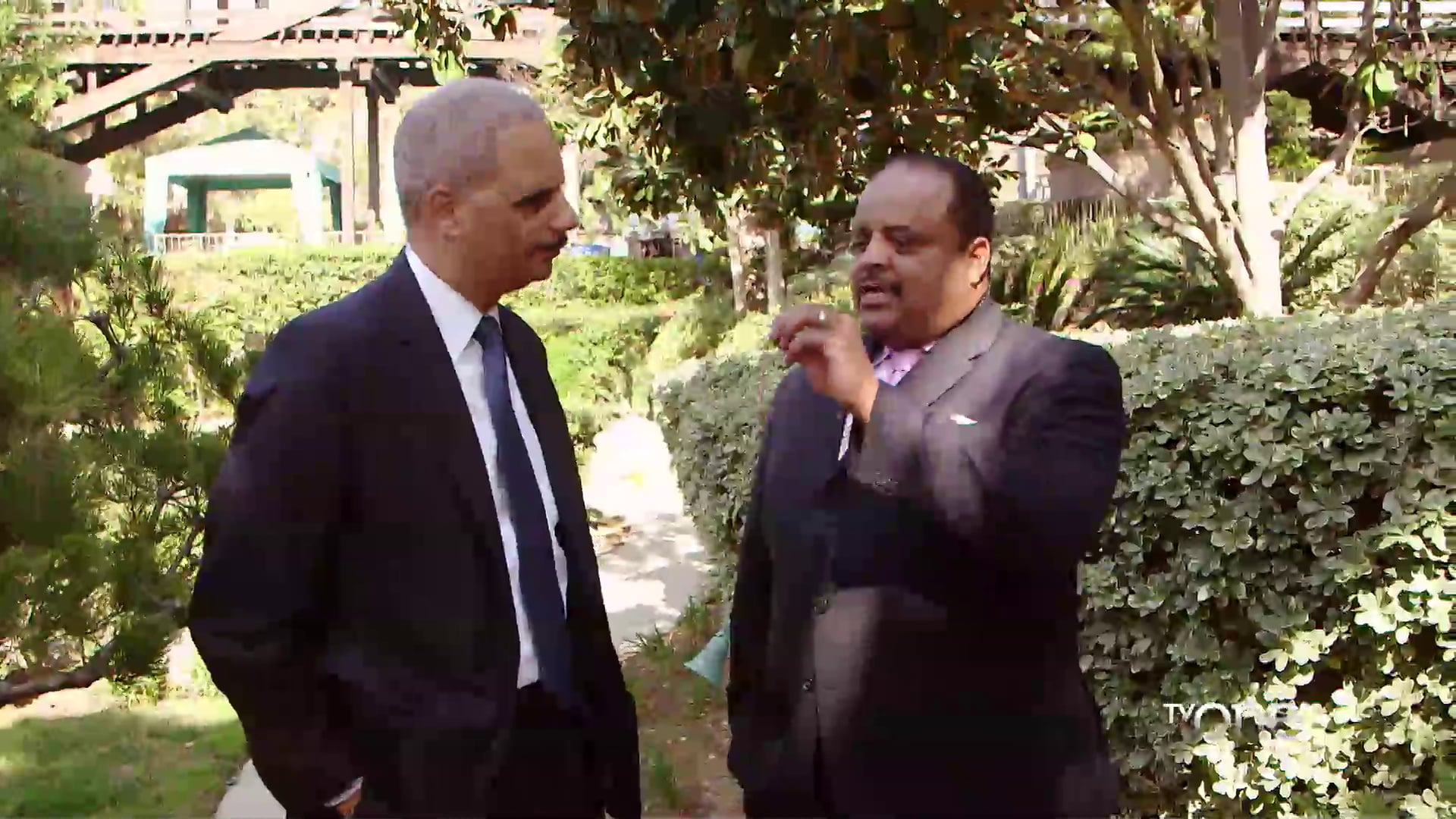 News One Now Special: Eric Holder