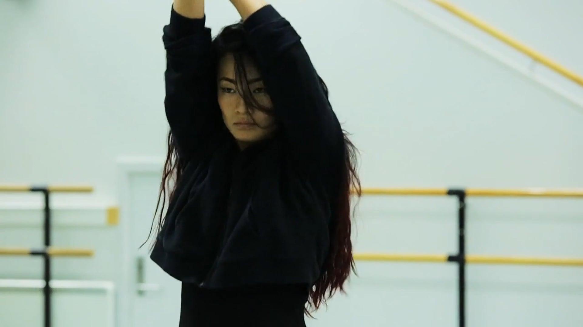 Portrett av en danser